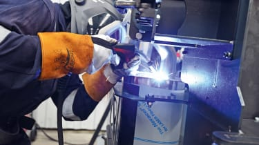Suppliers in demand - welding