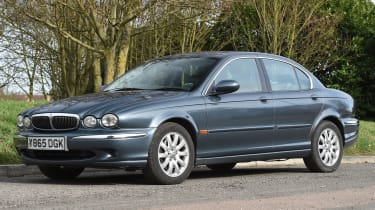 How a cheap used car could save you money - Jaguar X-Type