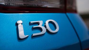 Hyundai i30 Tourer - i30 badge