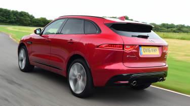 Jaguar F-Pace 3.0 V6D - rear
