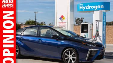 Opinion hydrogen