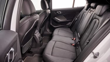BMW 1 Series 2019 rear seats