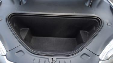 Tesla Model S 75D - front boot