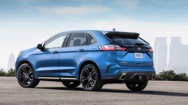 Ford Edge ST 2018 rear