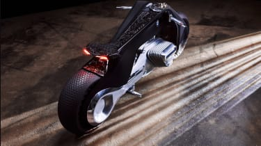 BMW Motorrad Vision Next 100 rear high