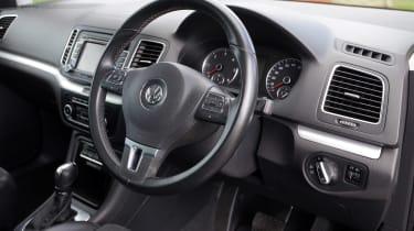 Used Volkswagen Sharan - interior