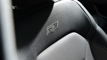 Volkswagen Touareg long termer - first report seat detail