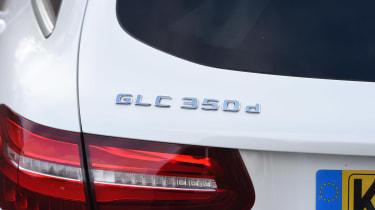 Mercedes GLC 350d - rear light