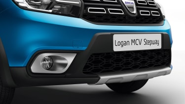 Dacia Logan MCV Stepway - name