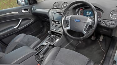 Used Ford Mondeo - interior