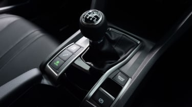Honda Civic 1.0 - manual