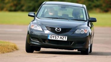 Mazda 3 front