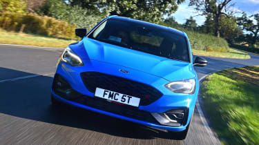 Ford Focus ST Edition - full front