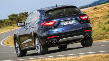 Maserati Levante - rear