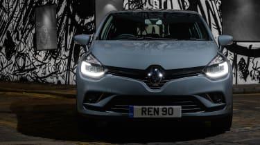 Renault Clio Urban Nav - full front