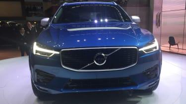 Volvo XC60 Geneva show - full front