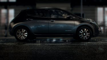 Nissan Wireless Charging