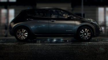 Nissan Wireless Charging