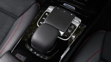 Mercedes A-Class - gear lever