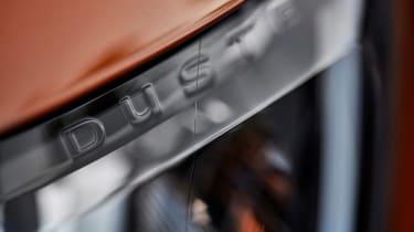 Dacia Duster - light detail