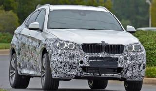 2015 BMW X6 front left