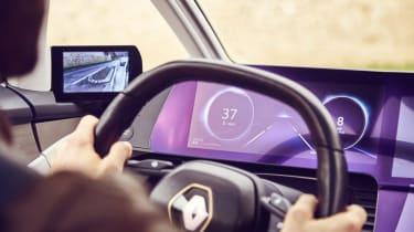 Renault Symbioz concept - driving