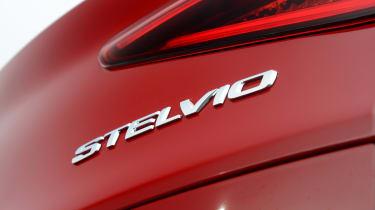 Alfa Romeo Stelvio - Stelvio badge