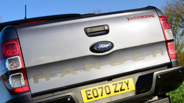 Ford Ranger Thunder - rear detail