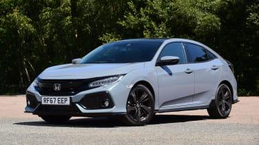 Honda Civic - front