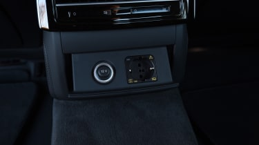 Audi A8 - ports