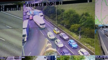 Highways England - screens