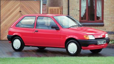 40 years of Fiesta - Fiesta Mk3