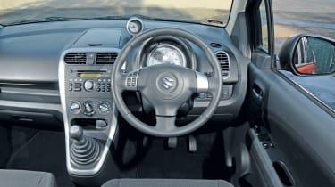 Suzuki Splash SZ3 dash