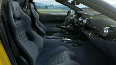 Ferrari 812 Competizione A - front seats