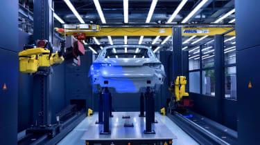 Audi Virtual Master Jig