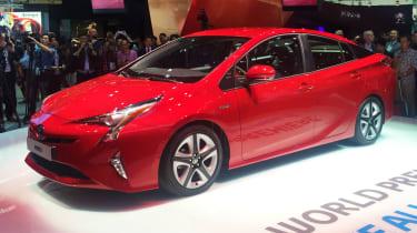 Toyota Prius - front