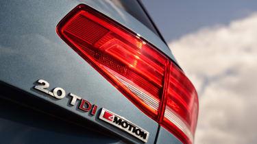 Volkswagen Passat Alltrack - tail light