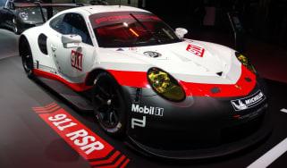 Porsche 911 RSR - LA show front