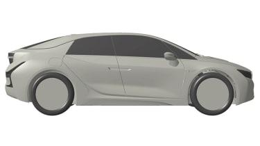 BMW i car patent images - side 2