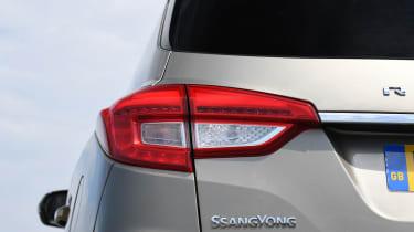 SsangYong Rexton - taillight