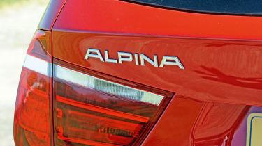 Alpina XD3 - badge