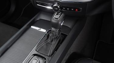 Volvo XC60 - gear lever