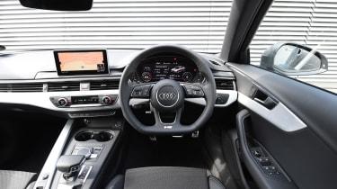 Long-term test review: Audi A4 interior