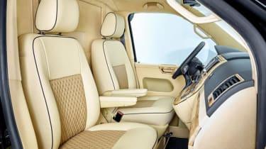 Klassen Volkswagen T6 Business front interior
