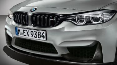 BMW M3 30 Jahre UK edition - front detail