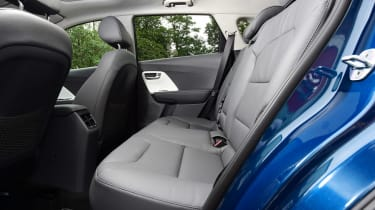 Kia Niro - rear seats