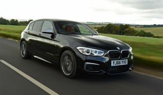 BMW M140i - front