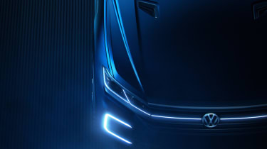 VW concept SUV for Beijing top