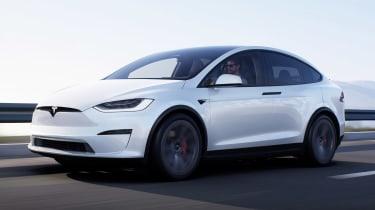 Tesla Model X - longest range electric cars