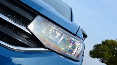 Volkswagen T-Cross - headlight